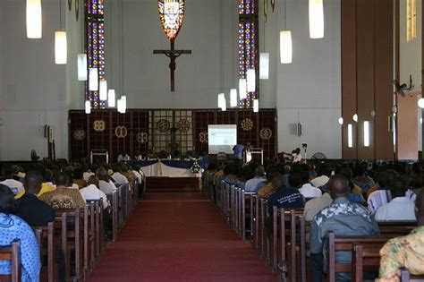 holy spirit cathedral accra