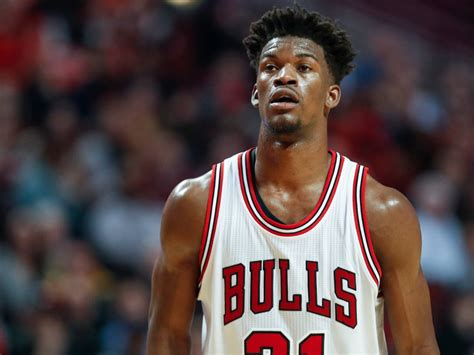 Timberwolves Land Jimmy Butler In Big Trade With Bulls
