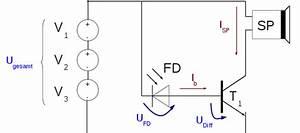 Transistor Basiswiderstand Berechnen : fotodiode transistor schaltung dimensionieren ~ Themetempest.com Abrechnung