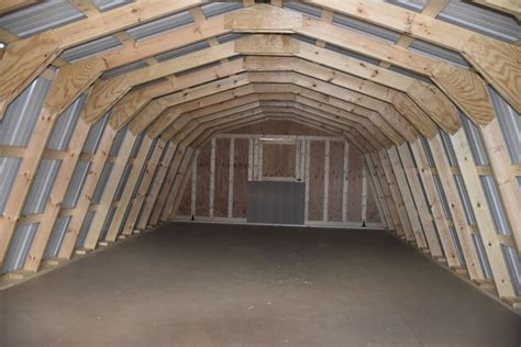 10 X 15 Shed With Loft by Menards Pole Building Kits Studio Design Gallery