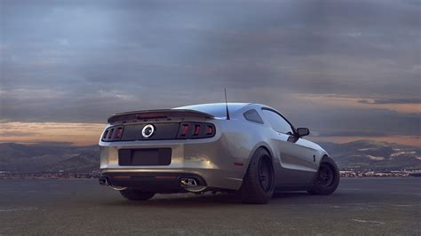 wallpaper  px ford mustang gt landscape