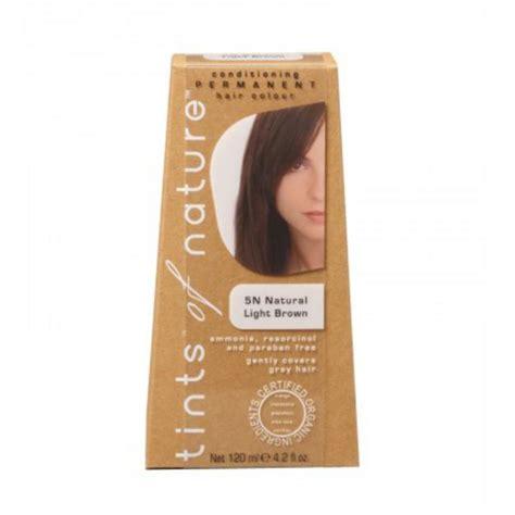 natural light brown hair dye   ml  tints  nature