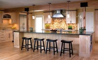 large kitchens design ideas big kitchen design ideas 7 decor ideas enhancedhomes org