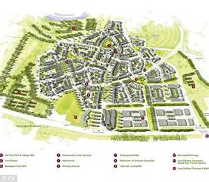 construction plans st austell and clay country eco town