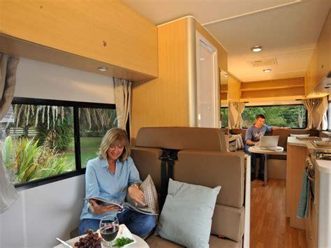 Maui Platinum Beach 4 berth campervan New Zealand