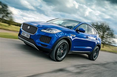 Jaguar Epace Review (2018) Autocar