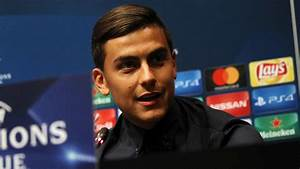 Paulo Dybala I39m Happy At Juventus And Will Stay Here