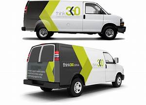 72 best car wraps business images on pinterest vehicle With van lettering design