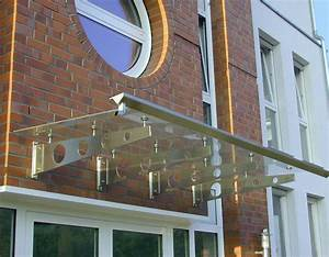 Vordächer Aus Glas : bartz metallbau vordach aus edelstahl glas und aluminium bielefeld herford b nde hannover ~ Frokenaadalensverden.com Haus und Dekorationen