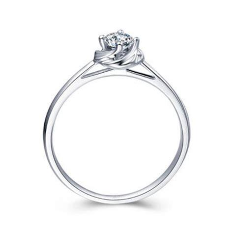 lovely flower cheap solitaire diamond ring 0 25 carat cut diamond 10k gold jeenjewels