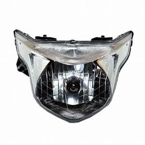Headlight Assy Lampu Depan  Reflektor   Bohlam