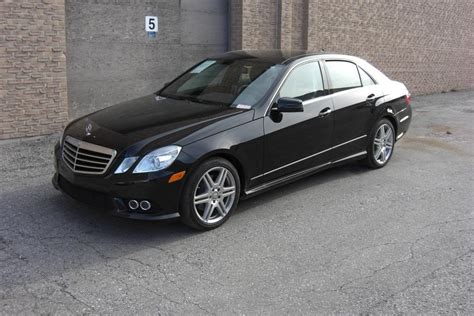 Brand New 2010 Mercedes E350 Amg Package Panoramic Roof