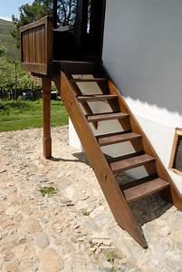 Holztreppe Außen Selber Bauen : wangentreppe selber bauen anleitung in 5 schritten ~ Buech-reservation.com Haus und Dekorationen