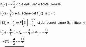 Schnittpunkt Berechnen Parabel Und Gerade : l sungen parabel und gerade i ~ Themetempest.com Abrechnung