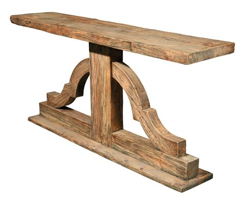 reclaimed wood sofa table reclaimed wood console table elm 7 ideal reclaimed wood
