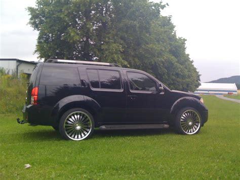Wheels Nissan Pathfinder 2008