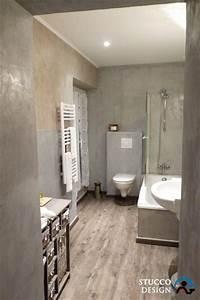 Beton Cire Bad : badkamer beton cire ~ Indierocktalk.com Haus und Dekorationen
