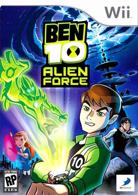 Ben 10 Alien Force Wii Review Any Game