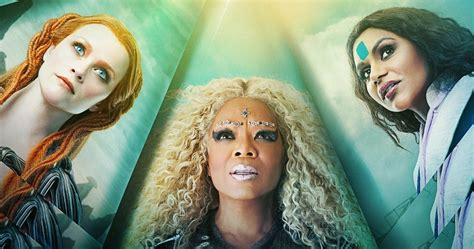New Wrinkle Time Trailer Arrives With Several Motion