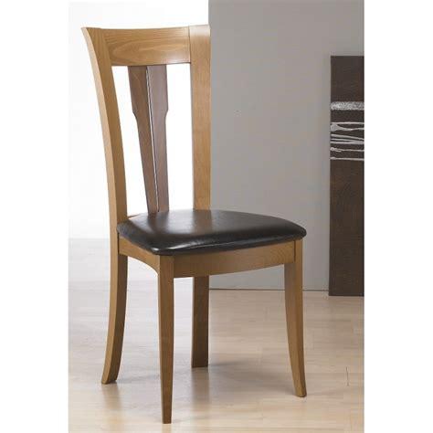 chaise à manger modele de chaise de salle a manger le monde de léa