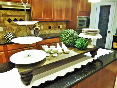 how to build a buffet table the look for less diy tabletop buffet riser be my