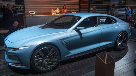 "Hyundai wows New York with Genesis ""New York"" Concept"