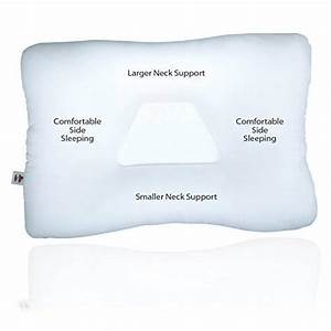 top 10 best pillows for side sleepers heavycom With best orthopedic pillow for side sleepers