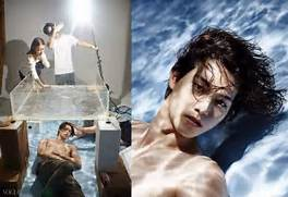 Photographers Lighting by 20 Examples Of Creative Lighting Techniques In Photography