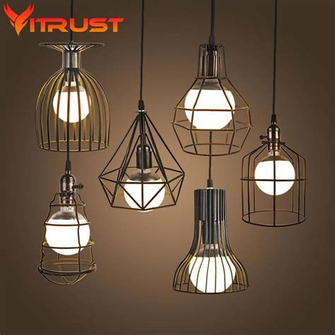 Hanging Lights That In by Retro Vintage Industrial Lighting Country Style Hanging