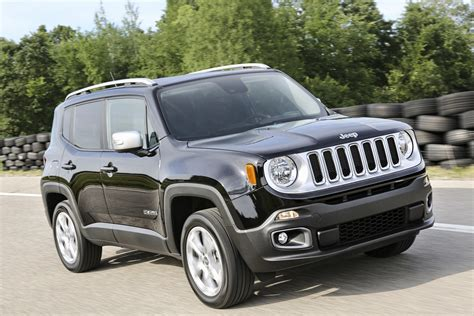 Jeep Renegade Picture by 2018 Jeep Renegade Gains An Updated Interior And New