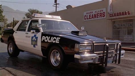 1987 Chevrolet Caprice 9c1 In