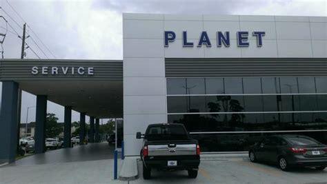 planet ford hwy  humble tx  car dealership
