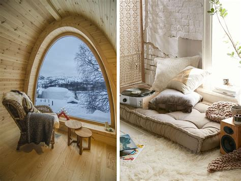 Our Favorite Cozy Reading Nooks PopTalk