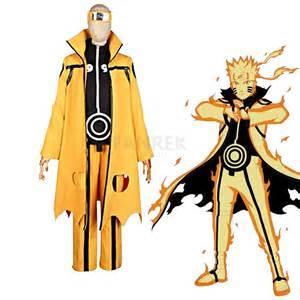 Naruto Kyuubi Mode Cosplay