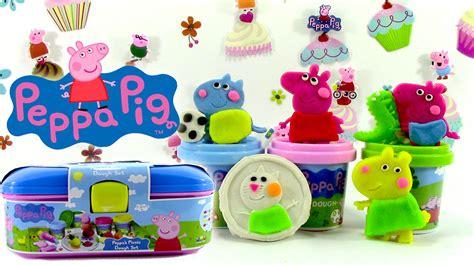 pat a modeler play doh p 226 te 224 modeler peppa pig pique nique de peppa pig picnic dough set