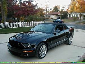 2007 FORD SHELBY GT500 CONVERTIBLE - 49355