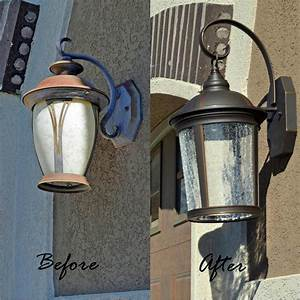 How to replace a light fixture outdoor tutorial her