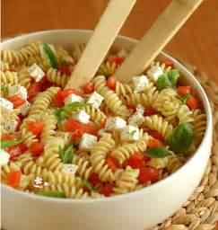 salade de torti au ch 232 vre frais tomates et basilic recette photos et cuisine