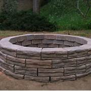 How To Build An AboveGround Fire Pit  Garden Club