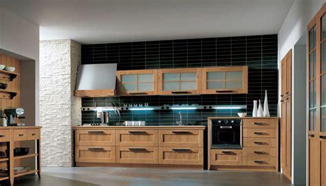 cocina de madera maciza imagenes  fotos