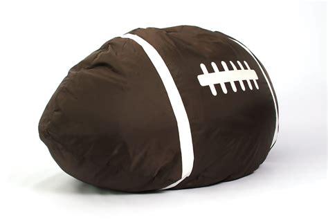 pouf ballon de foot pouf g 233 ant rugby football am 233 ricain livraison express