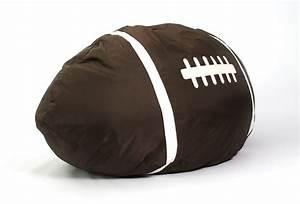 Housse De Pouf Carré : pouf g ant rugby football am ricain livraison express ~ Dailycaller-alerts.com Idées de Décoration