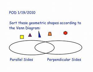 Pod 1  19  10 Sorting Shapes