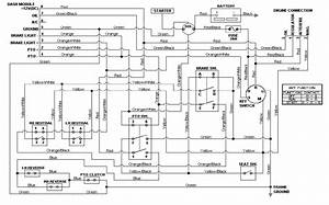 Cub Cadet Zero Turn Rzt 50 Wiring Diagram