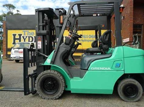 forklift sales service melbourne heavylift forklifts