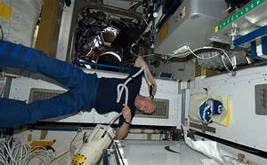 How Do Astronauts Sleep (page 3) - Pics about space