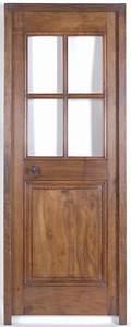 noyer vente de portes anciennes et contemporaines With porte de garage et porte intérieure vitrée 63 cm