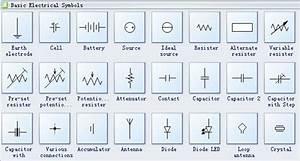 Basic Electrical Diagram Symbols