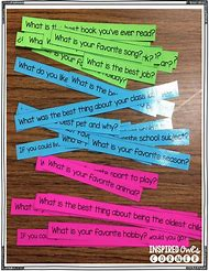 Best morning meeting ideas and images on bing find what youll love kindergarten morning meeting questions m4hsunfo