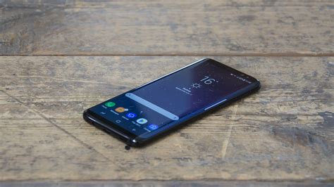 samsung galaxy s8 review a better option than the s9 it pro
